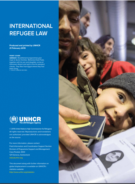 UNHCR Editing and Graphic desing Layouting