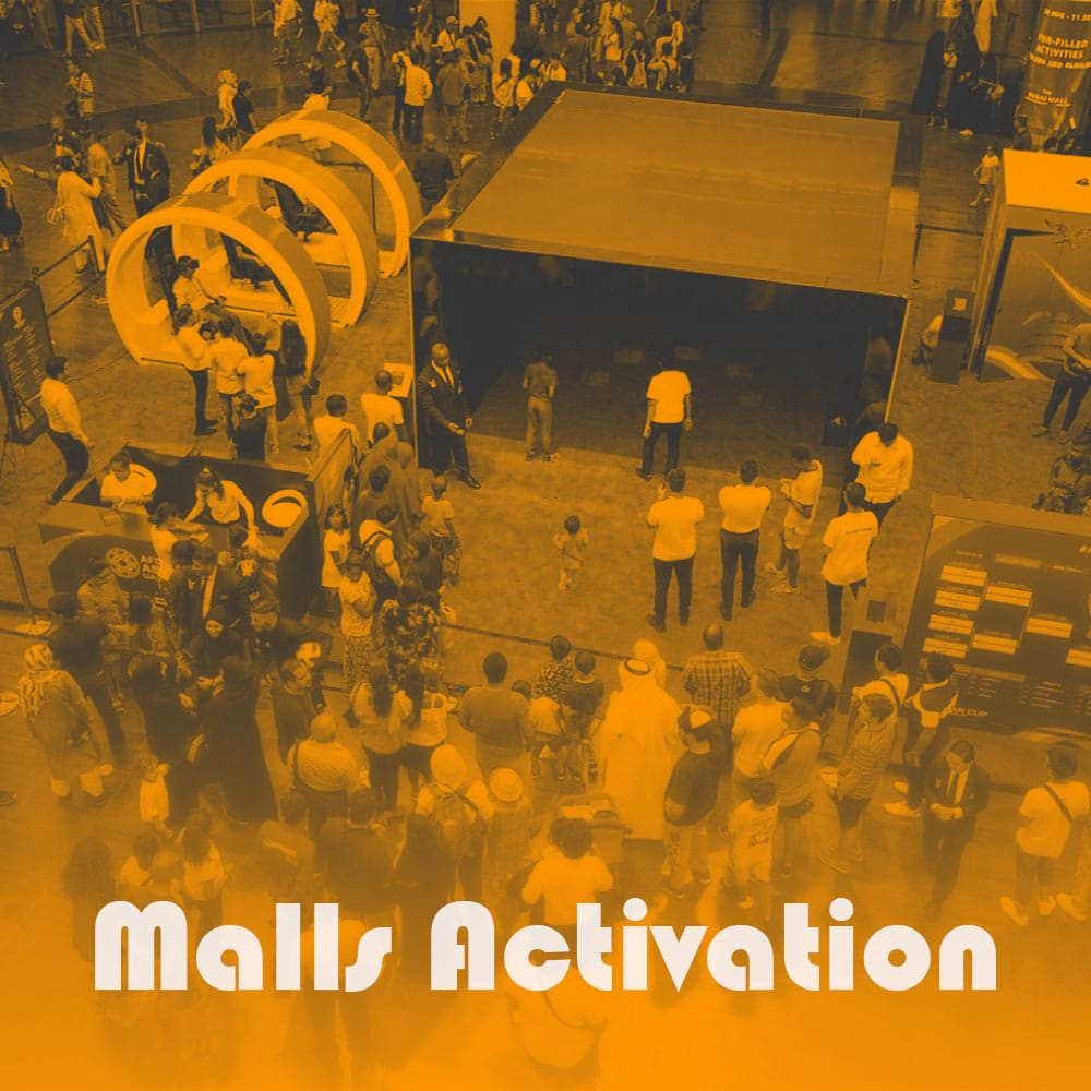 Malls Activations