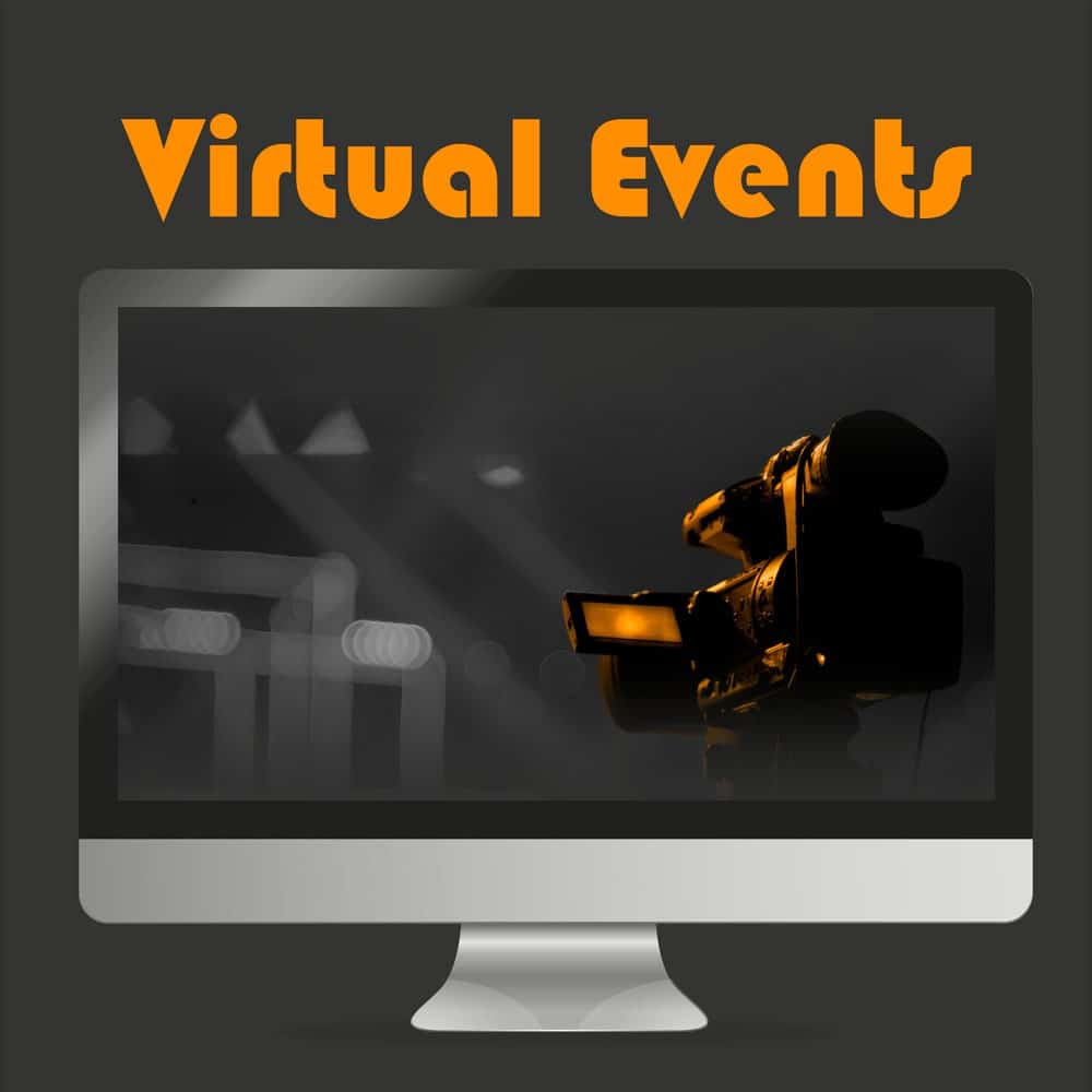 Virtual Events Management
