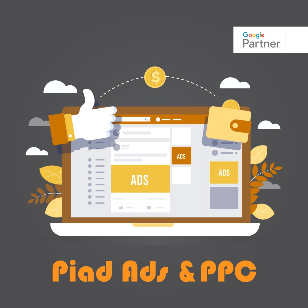 Paid Ads Management and PPC
